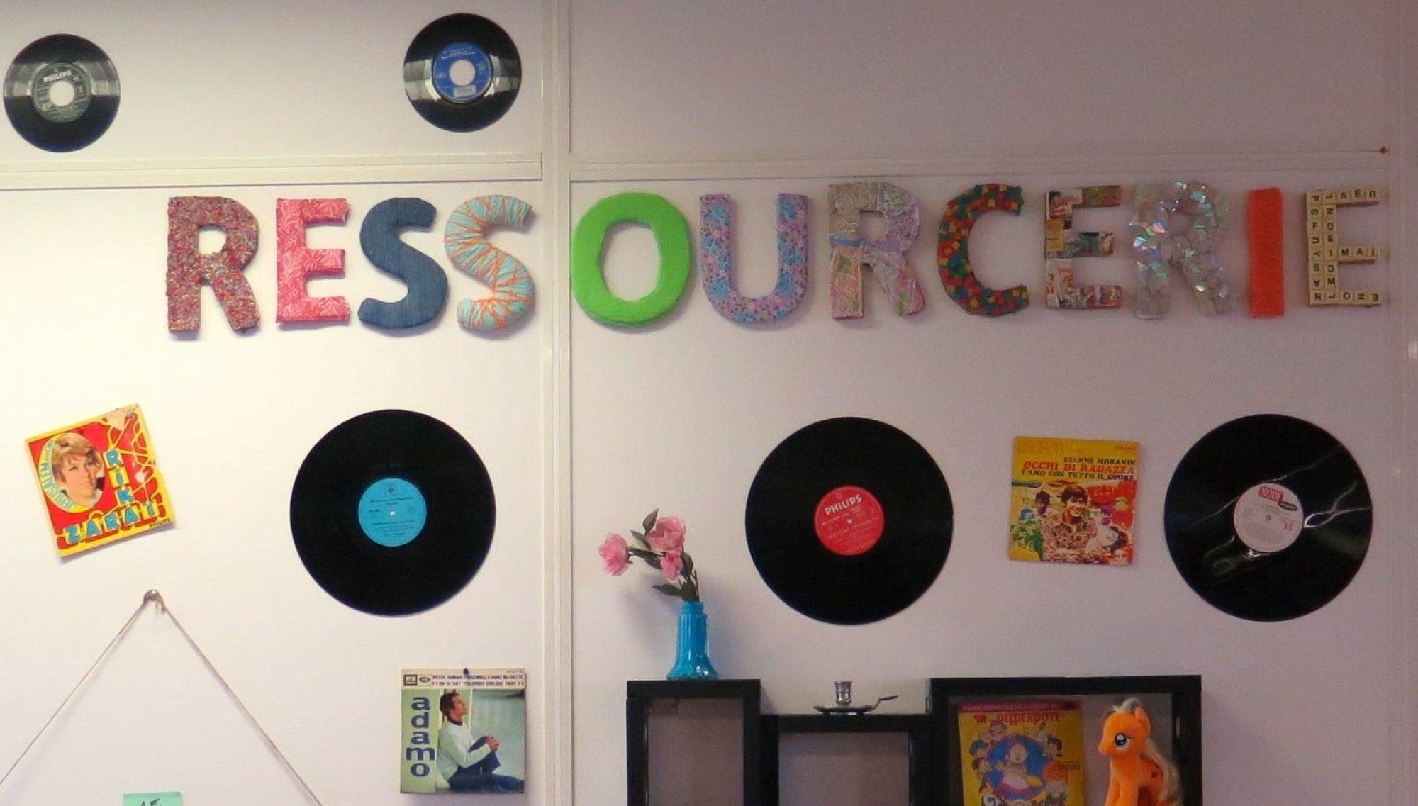 Bienvenue à la Ressourcerie IMAJ Villiers le Bel !